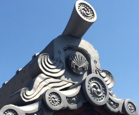 寺院屋根改修(八尾市)| 京都 屋根 瓦 | 株式会社アールプランニング