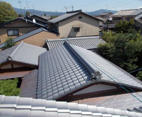 | 京都 屋根 瓦 | 株式会社アールプランニング